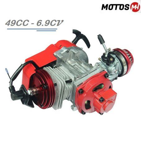MOTOR COMPETICION DE 49CC 6.9CV