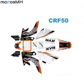 ADHESIVOS MONSTER  M - CRF50