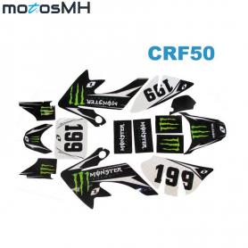 ADHESIVOS MONSTER M - RF50
