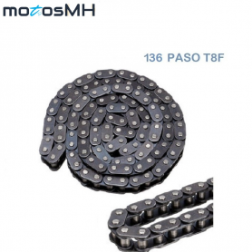 CADENA T8F 136 PASOS GRUESA