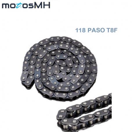 CADENA T8F 118 PASOS GRUESA