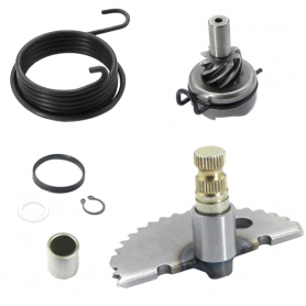 KIT EJE ARRANQUE MOTOR GY6 50/60/80/90CC