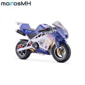 MINIMOTO GP KRX 49CC 2T - Azul