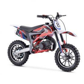 MINI CROSS KRX 711 49CC 2T - Rojo
