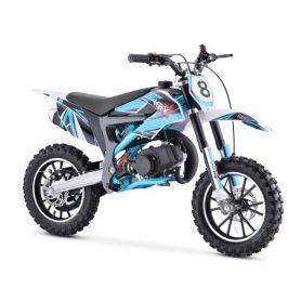 Mini cross KRX 711 49cc 2T - Azul