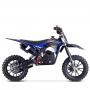 MINICROSS 50CC 2T XZR MALCOR - Azul