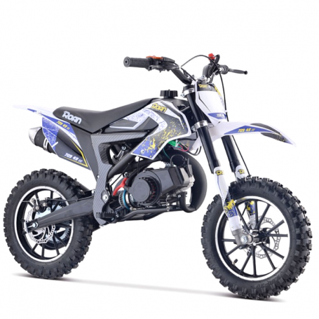 Mini cross 49cc Roan 709 - Azul