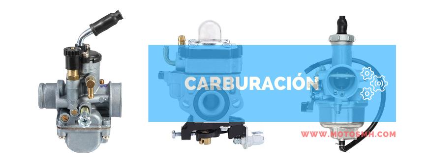 Carburadores | Comprar carburador minimotos - Pit bike  / motosmh.com