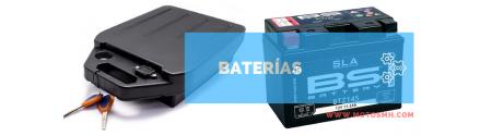 Baterias   Venta baterias de motos   Comprar batrias quads   motosmh