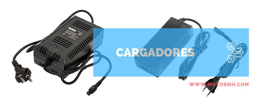 Comprar cargadores patinetes electricos   Venta cargadores en MOTOSMH