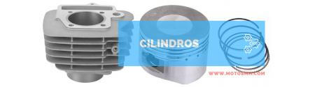Cilindros   Comprar cilindros y pistones minimotos  Pit bike y Quads