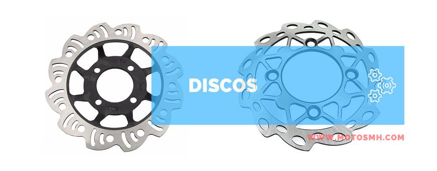 Comprar Discos de freno para  PitBike miniMotos y patinetes - motosmh