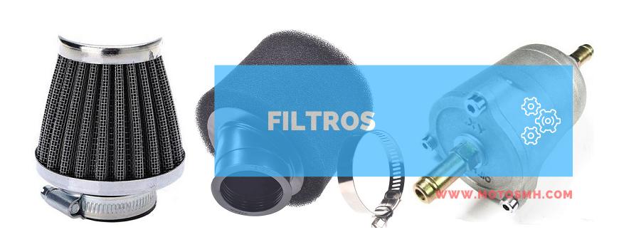 Filtros - Venta de filtros minimotos   Comprar Filtro Quads   Pit bike