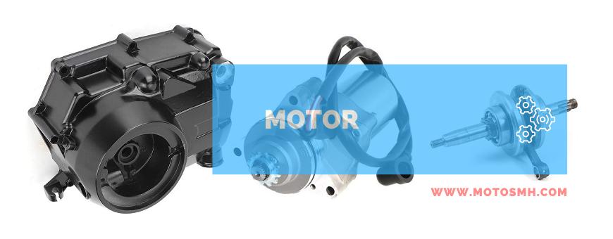 Repuestos motor pit bike - Quads - minimotos - buggy | motor arranque