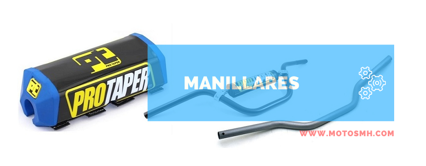 Manillares | Venta manillares pit bike | Manillares minimotos motosMH