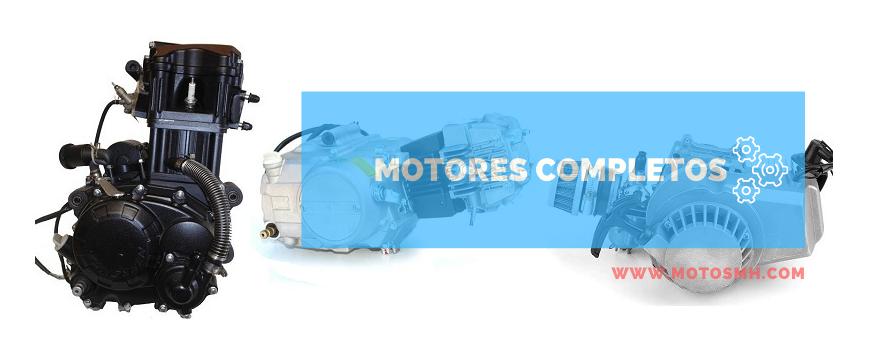 Comprar motores completos | Motor pit bike | Motor mini cross |motosmh