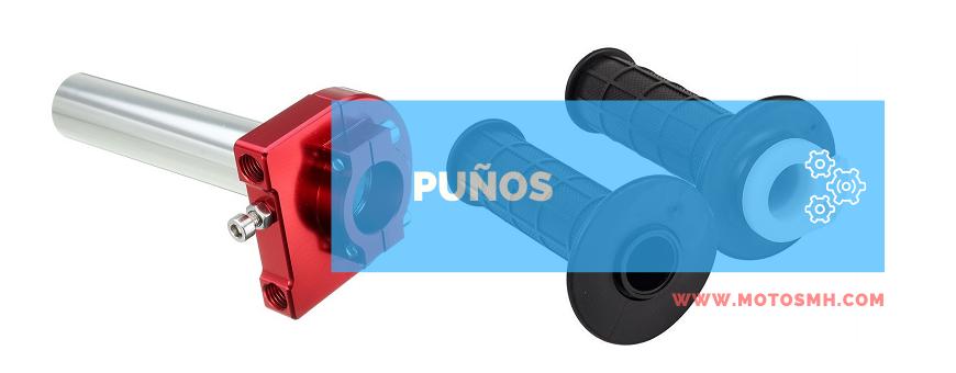 Puños de motos | Aceleradores de motos | Aceleradores eléctricos