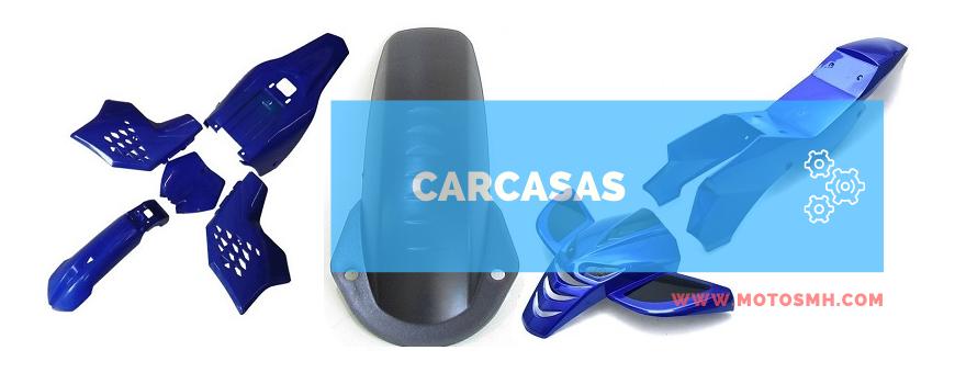 Carcasas | Venta de plasticos - carenados Pit bike - Minimotos