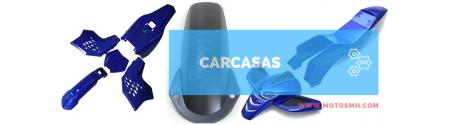 Carcasas   Venta de plasticos - carenados Pit bike - Minimotos