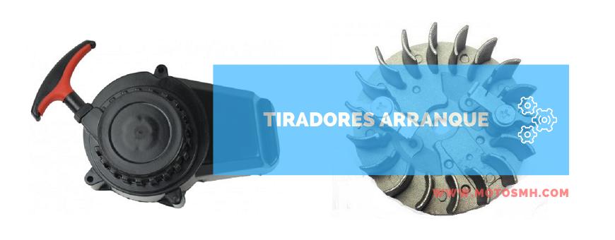 Tiradores minimotos | comprar tirador arranque - Tirador arranque