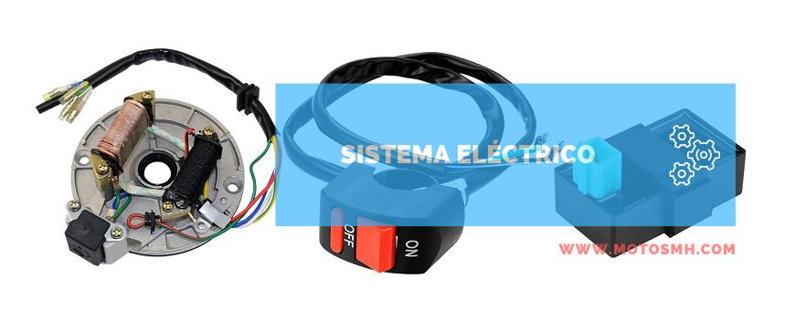 Sistema eléctrico | Venta de sistema eléctrico motos pit bike|Minimoto
