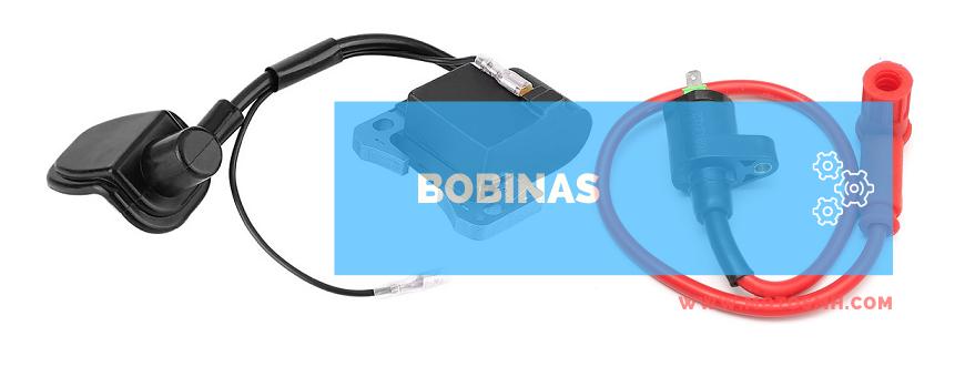 Bobinas | Venta bobinas Quads | Comprar encendido Pit bike | Cdi quad