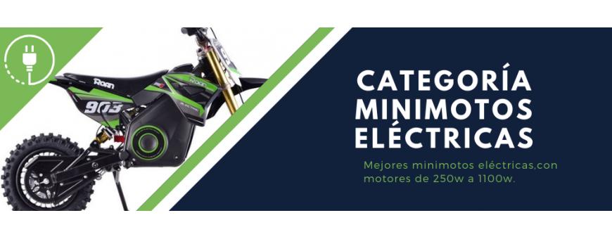 Venta de minimotos | Comprar minimoto cross de eléctricas - motosmh